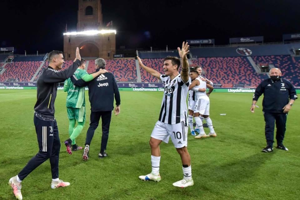 Juventus Bangkit Saat Tim Lain Sudah Persiapkan Kuburan Mereka