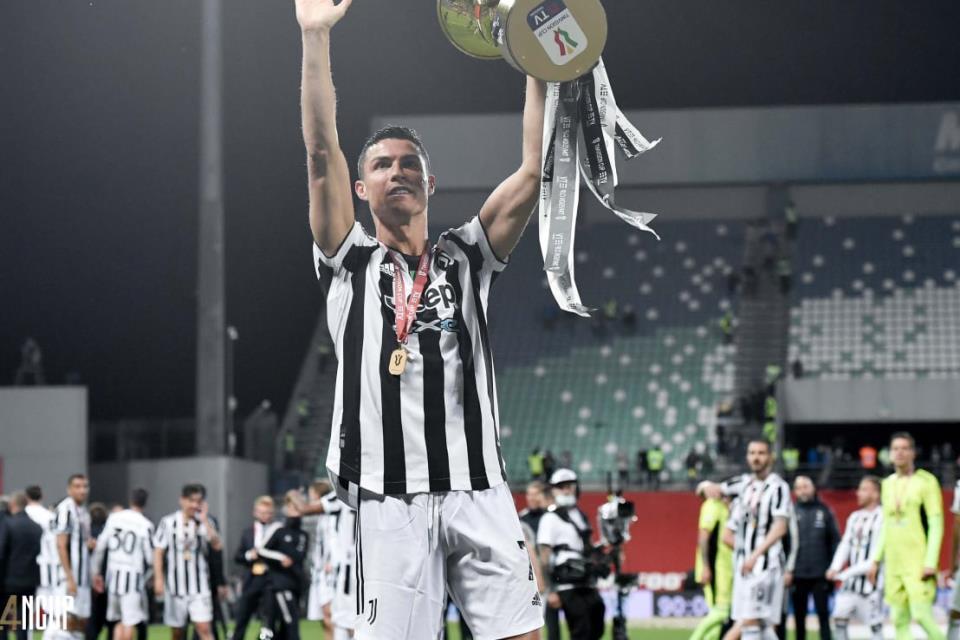 Juventus Juara Coppa Italia, Ronaldo Sapu Bersih Semua Trofi di 3 Liga Top Eropa