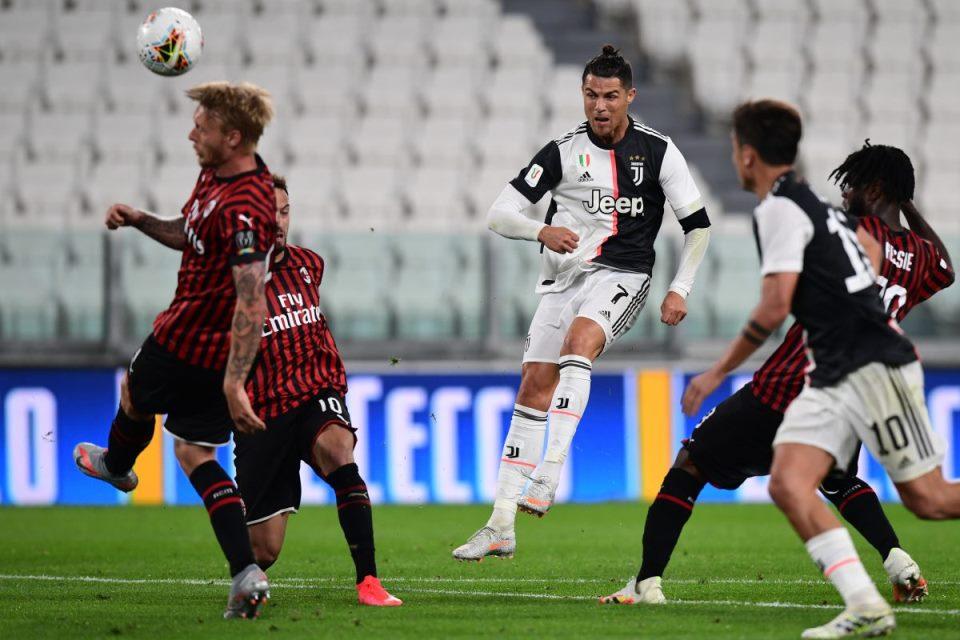 Juventus vs AC Milan; Laga Penentuan Siapa Yang Lolos Liga Champions