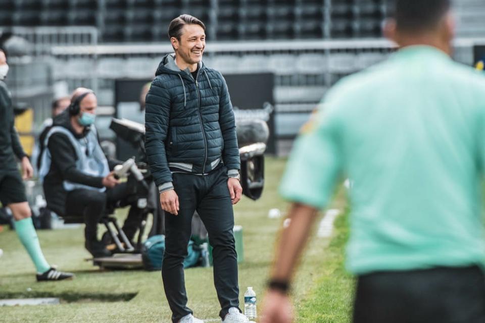 Kalah Dari Lyon, Kovac: Target AS Monaco Memang Cuma Tiga Besar