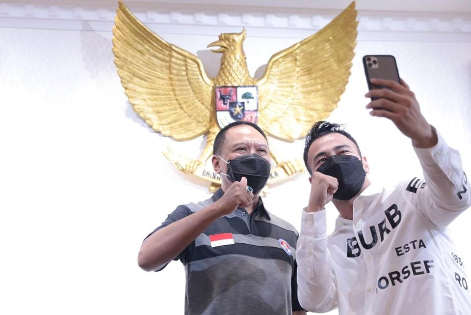 Menpora Dukung Klub Indonesia Masuk Pasar Modal