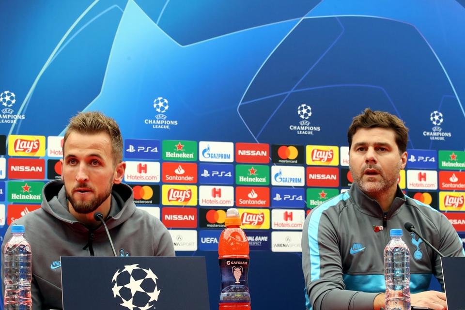 Ketimbang Lepas ke Man United, Tottenham Pilih Jual Harry Kane Ke PSG