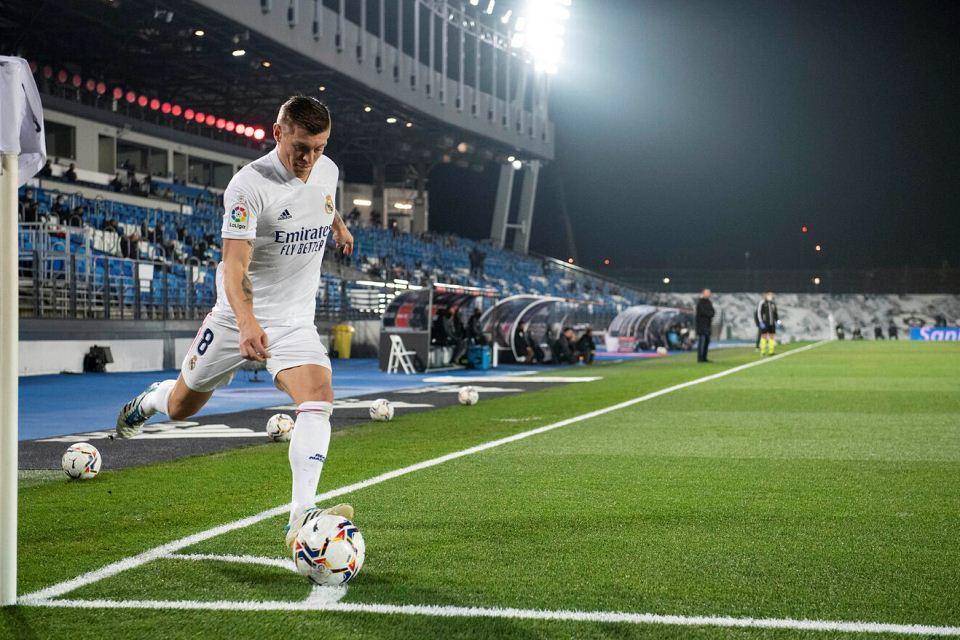 Kontak dengan Orang Positif Covid-19, Kroos Absen saat Madrid Bertemu Bilbao