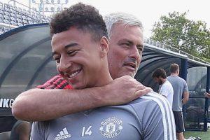 Latih AS Roma, Jesse Lingard Jadi Rekrutan Pertama Mourinho