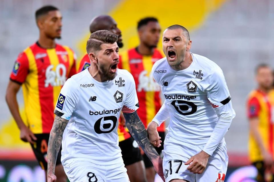 Lawan Angers, Lille Didukung Data Bakal Juara Liga Prancis Pekan Ini