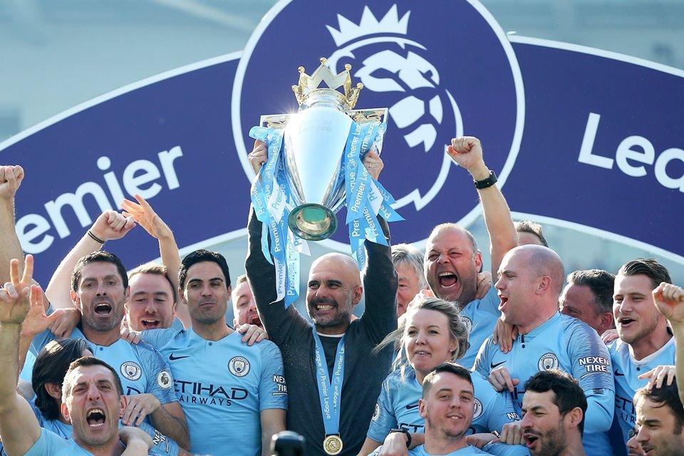 Pep Guardiola: Juara Liga Inggris Dulu, Final Liga Champions Kemudian