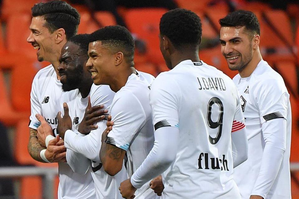 Lille Didukung Fakta Sejarah Bakal Angkat Trofi Liga Prancis Akhir Pekan Ini