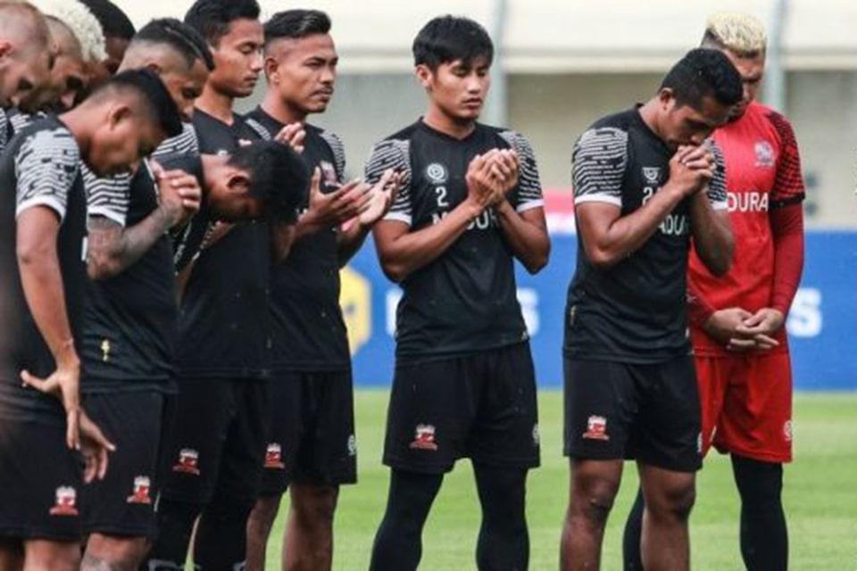 Madura United: Liga 1 Jangan Seperti ISC!