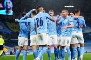 Manchester City Resmi Masuk Buku Rekor Liga Champions
