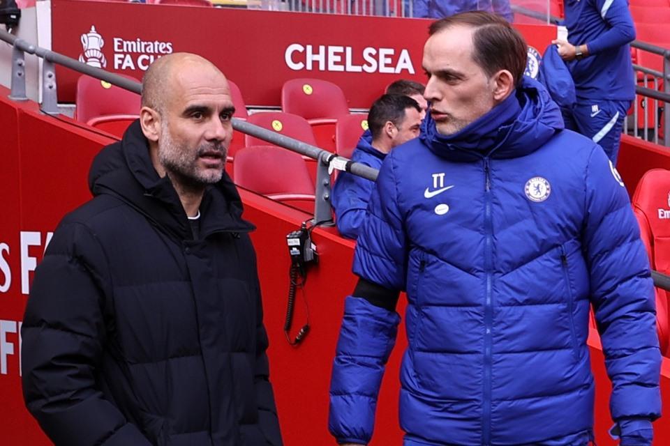 Man City vs Chelsea; Tuchel Cuma Sekali Menang Lawan Guardiola
