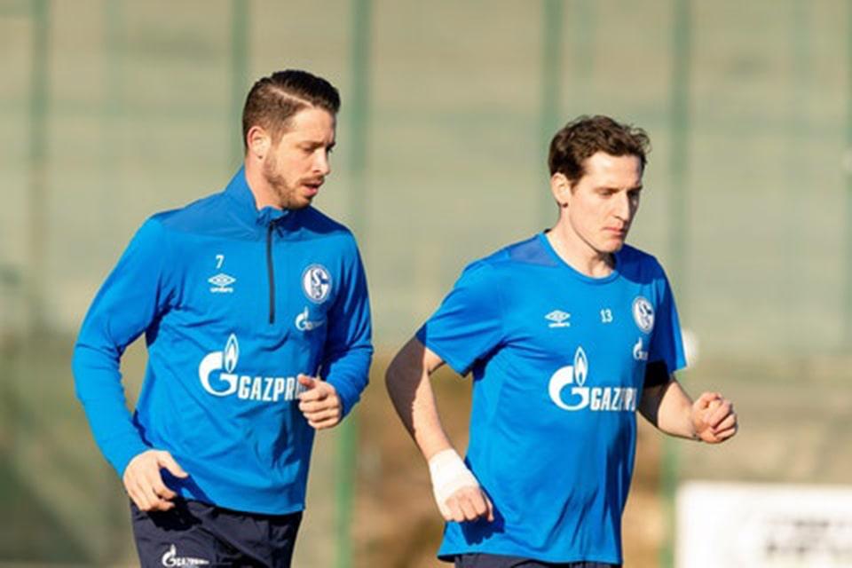 Bos Hoffenheim Kenang Prestasi Duo Schalke