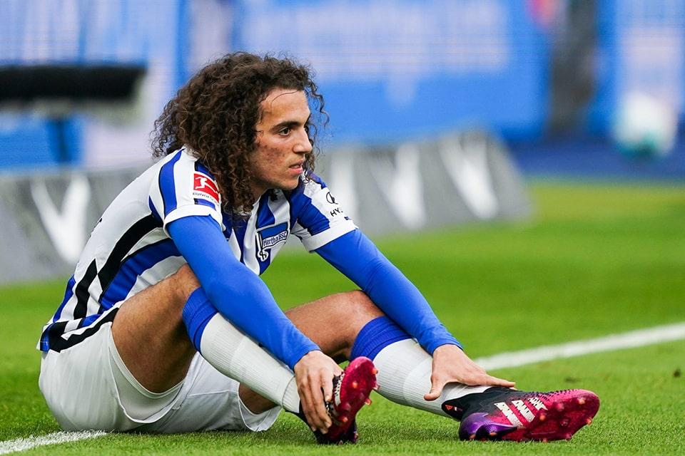 Hertha Berlin akan Kembalikan Guendouzi Ke Arsenal
