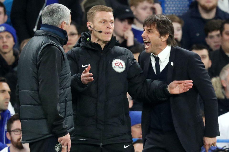 Menanti Reuni Jose Mourinho dan Antonio Conte Di Liga Italia