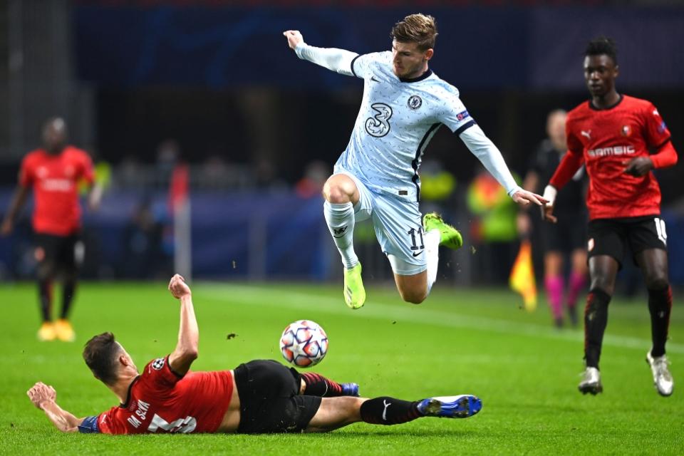 Minim Gol, Tapi Werner Pemain Pertama Yang Bisa Selevel Hazard di Chelsea