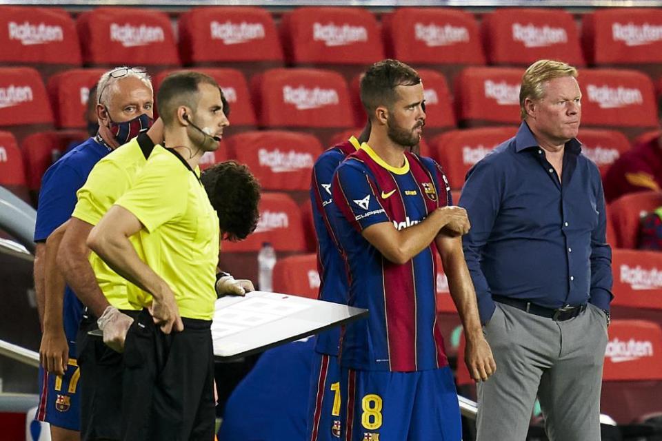 PSG Tertarik Datangkan Pemain Tak Terpakai Barcelona?