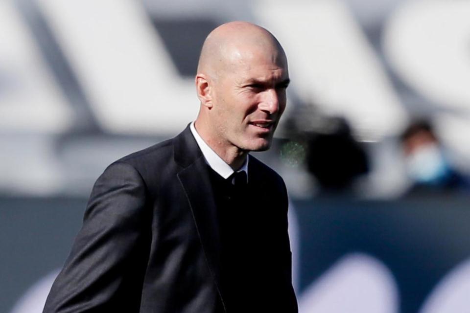 Miris, Inilah Alasan Zinedine Zidane Tinggalkan Real Madrid