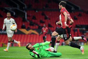 Penyesalan 45 Menit AS Roma Di Old Trafford