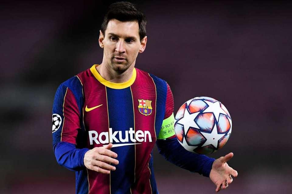 Pesan Berkelas Lionel Messi Usai Tembus 200 Juta Pengikut di Instagram