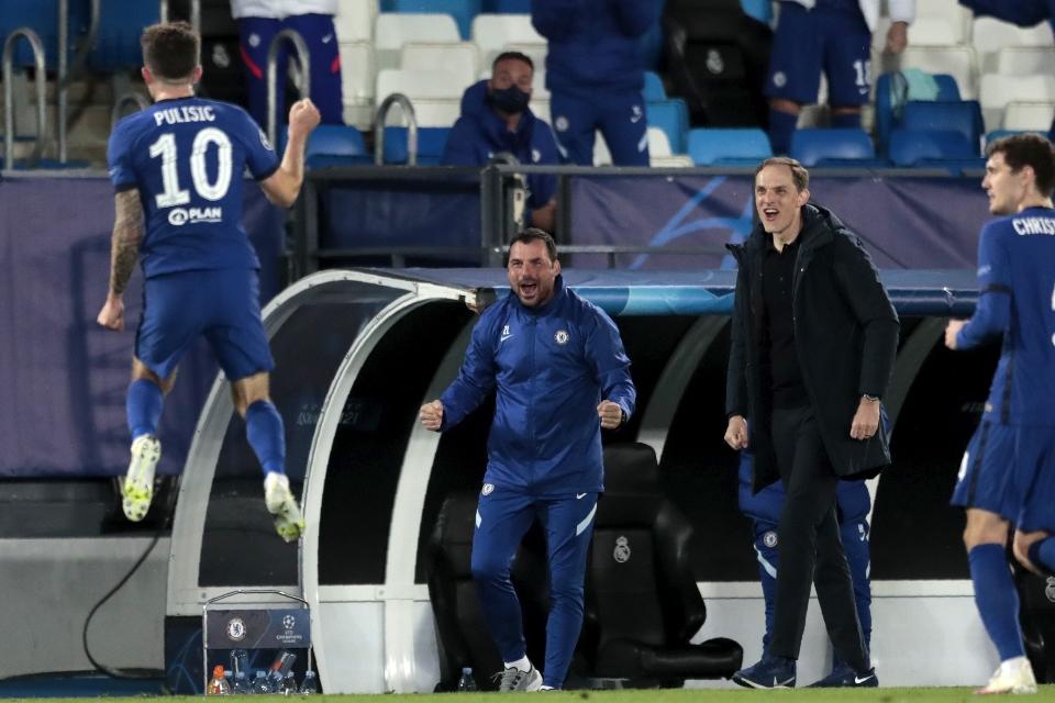 Pulisic Lagi-Lagi Jadi Momok Menakutkan Untuk Real Madrid