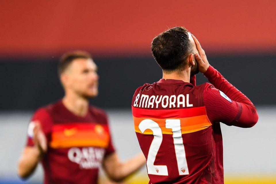 Pupus! AS Roma Gagal Lolos Ke Liga Champions Musim Depan