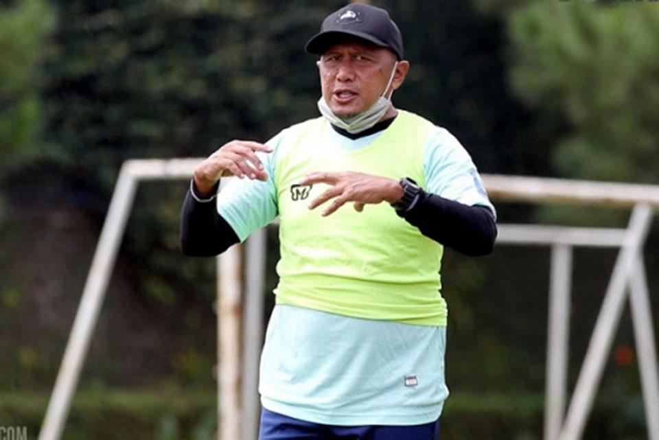 RD Beberkan Kriteria Penyerang Baru Madura United