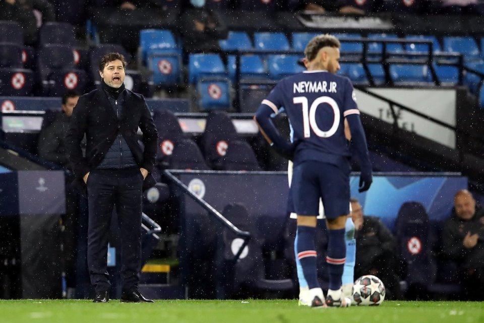 Rekor-Rekor Buruk Yang Iringi Kekalahan PSG Atas Man City