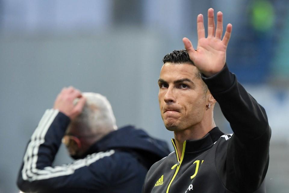 Ronaldo Sudah Pamitan di Juventus, Menuju Man United?