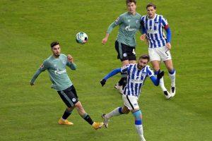 Diserang Covid: Laga Hertha vs Schalke Terancam Batal
