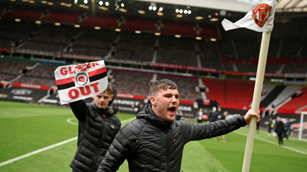 Legenda MU Dukung Aksi Protes Suporter di Old Trafford
