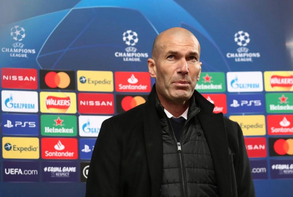 Terungkap! Zidane sudah Pamit Tinggalkan Real Madrid