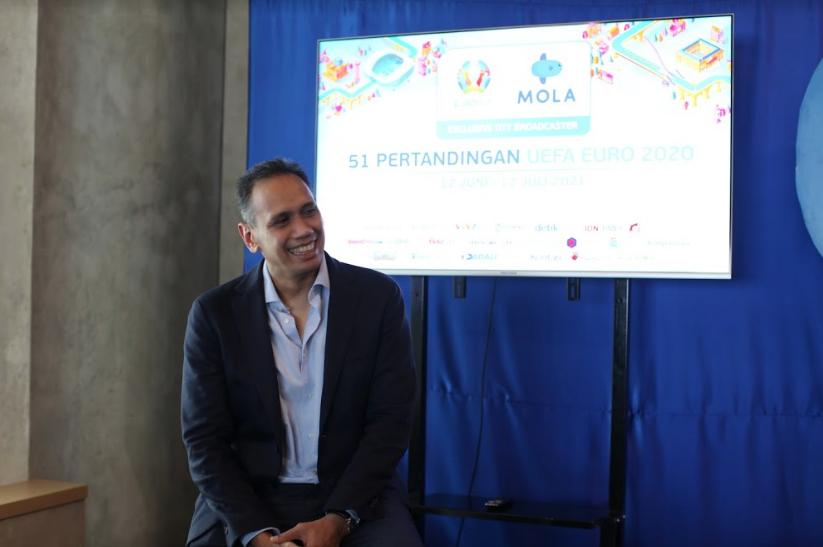 Mola TV Siarkan 12 Laga Eksklusif Euro 2020