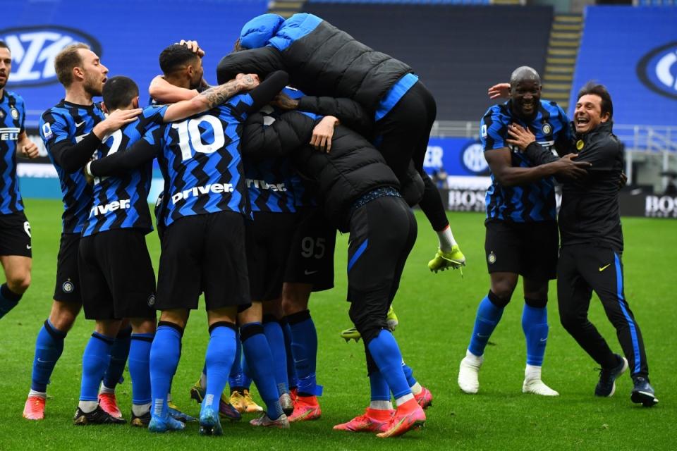 Selangkah Lagi Raih Scudetto, Conte; Inter Mau Liburan Dulu