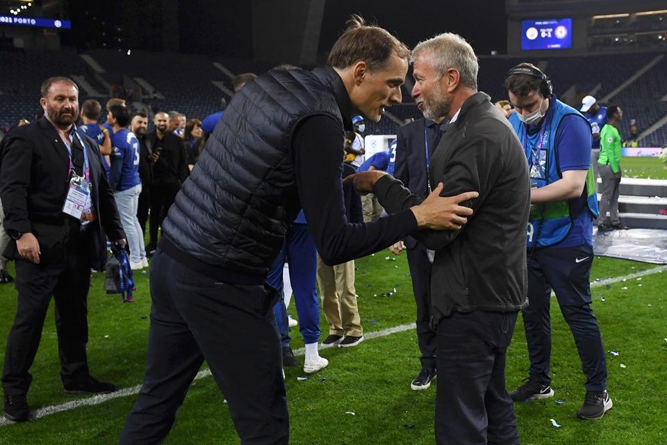 Senangnya Tuchel: Chelsea Juara Liga Champions, Bisa Ketemu Abramovich