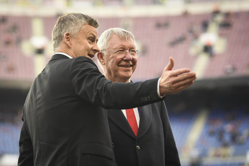 Sir Alex Dampingi Man United di Final Liga Europa, Luke Shaw; Kami Tidak Butuh