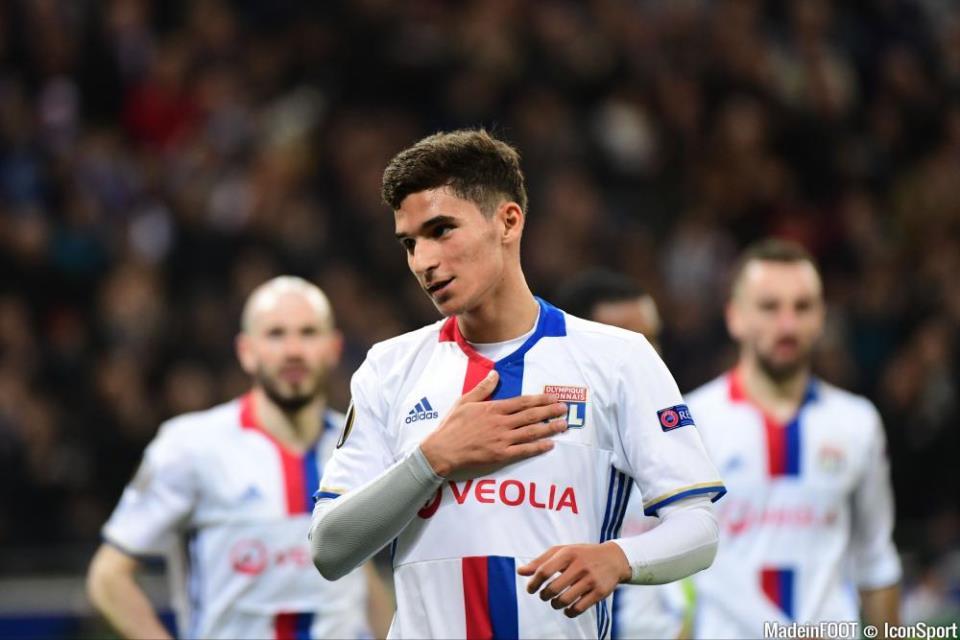 Soal Rumor Transfer Ke Madrid, Houssem Aouar; Itu Buatan Media