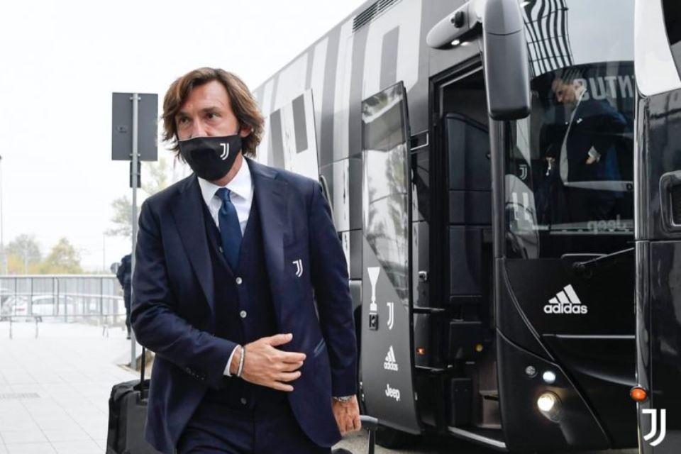 Tegas Ingin Terus Melatih Juventus, Pirlo Klaim Didukung Para Pemain