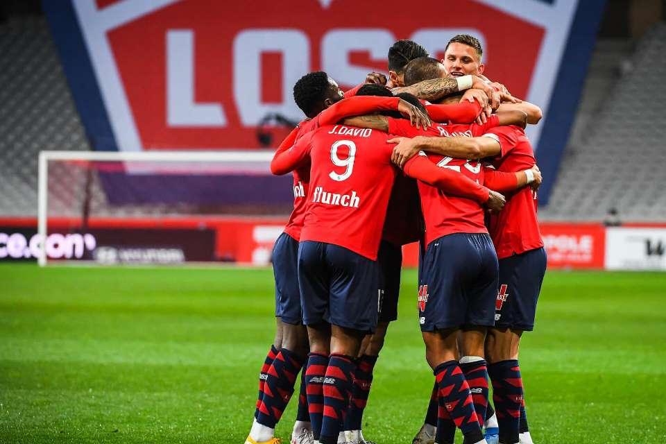 Tekuk Nice, Gusur PSG, Lille Kuasai Puncak Klasemen Liga Prancis