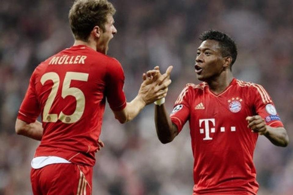 Duo Bayern Catat Rekor Setelah Menjuarai Bundesliga