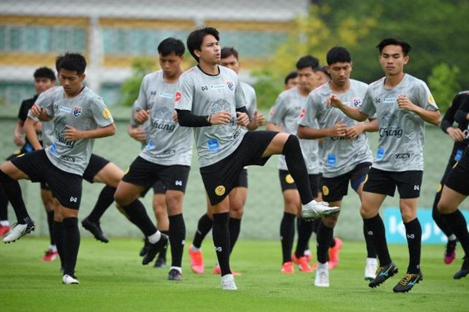 Timnas Thailand Tutup Training Camp Karena Covid-19