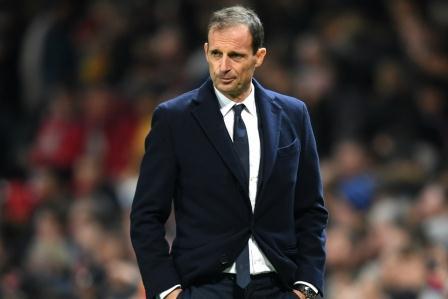 Tolak Tawaran Tottenham, Allegri Tunggu Pinangan Real Madrid