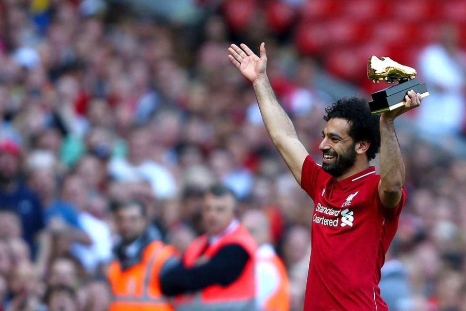 Top Skor Liga Inggris; Persaingan Harry Kane-Mo Salah Sengit Hingga Akhir