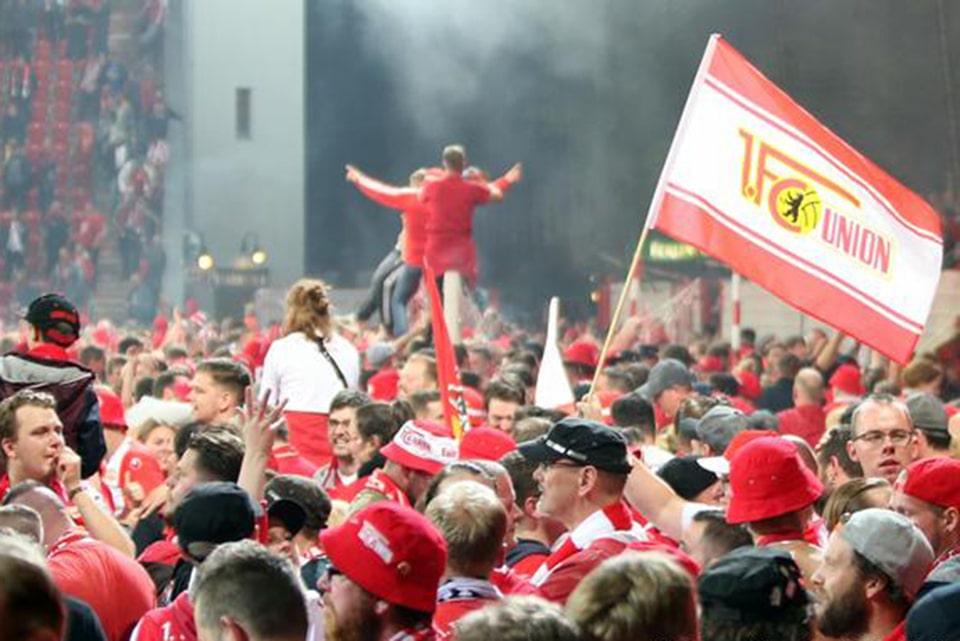Union Berlin Ajukan Permohonan 1500 Penonton
