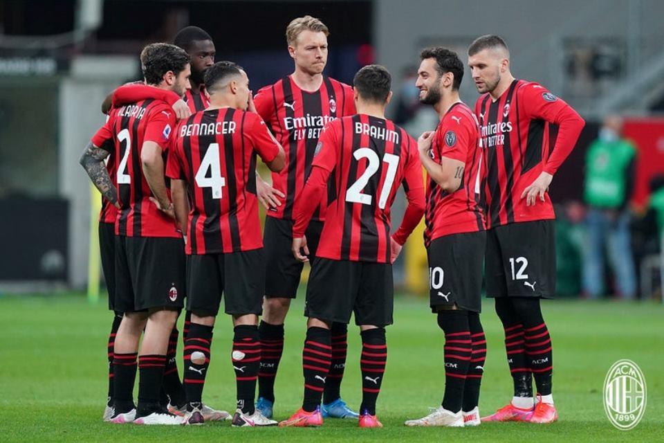 Upaya AC Milan Segel Satu Tiket Ke Liga Champions Makin Berat