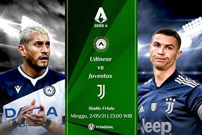 Prediksi Udinese vs Juventus: Tiga Poin Demi Bertahan Di 4 Besar