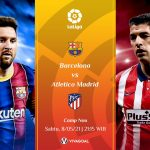 Prediksi Barcelona vs Atletico Madrid