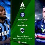 Prediksi Inter Milan vs Sampdoria: Laga Formalitas