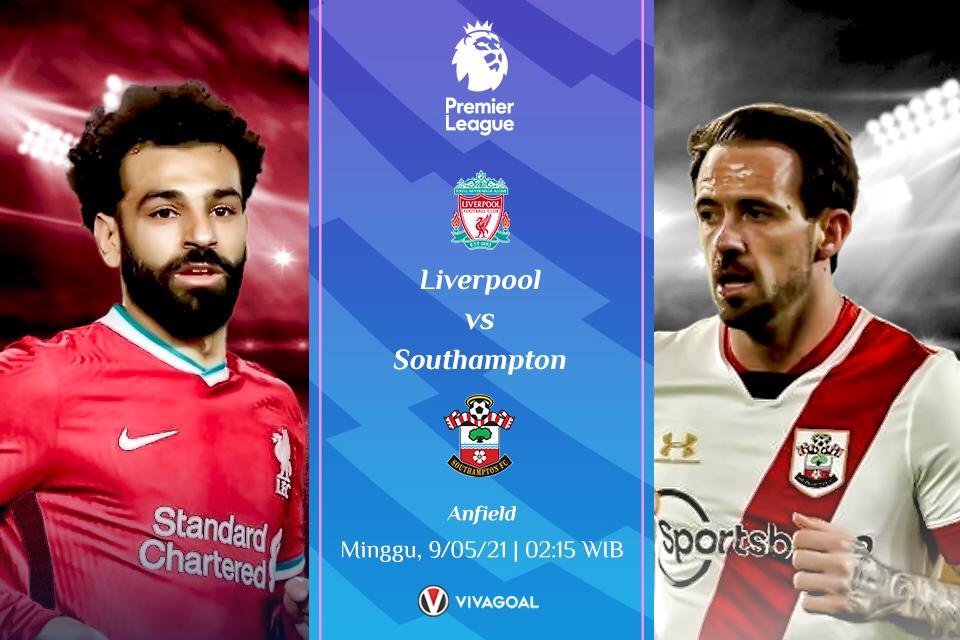 Prediksi Liverpool vs Southampton: The Reds Tak Kunjung Menang Di Anfield