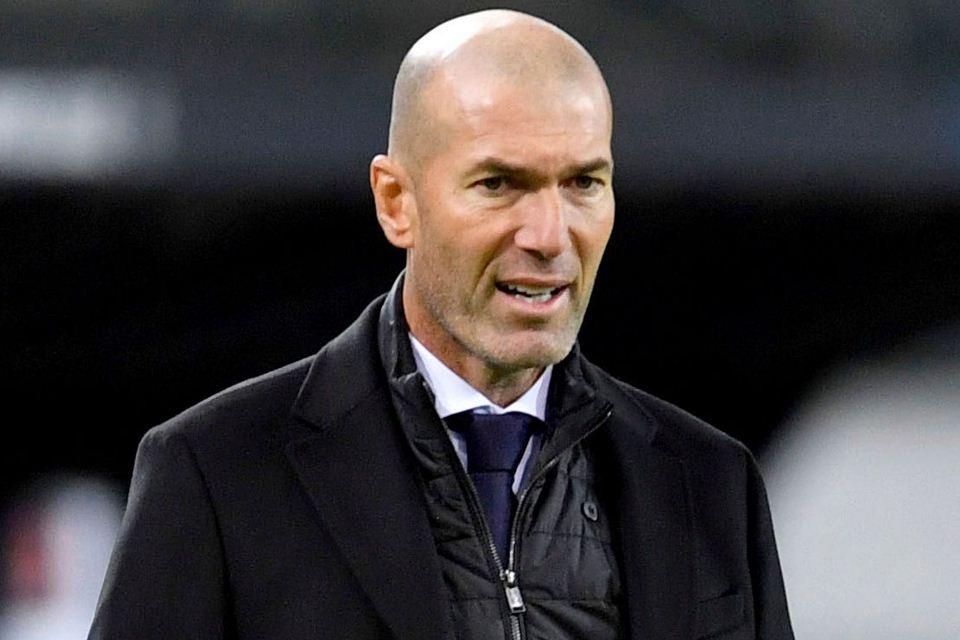 Zinedine Zidane Tinggalkan Real Madrid karena Sudah Tidak Nyaman
