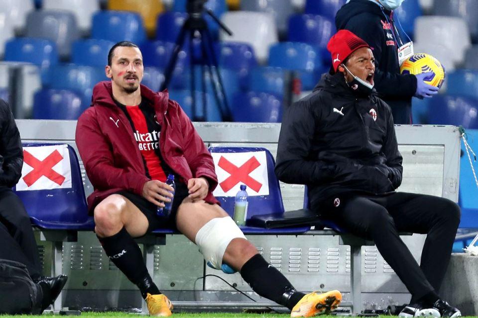 Zlatan Ibrahimovic Jadi Alasan Utama Performa Milan Merosot Musim Ini