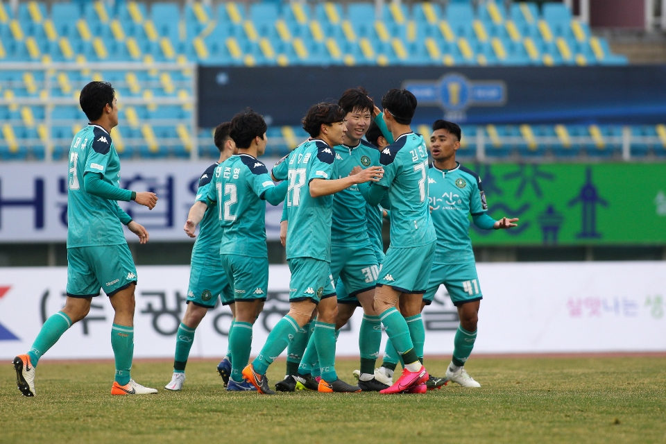 Tanpa Asnawi Mangkualam, Ansan Greeners Menang Atas Pemuncak Klasmeen K-League 2